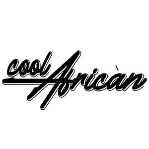 Cool African Merch logo