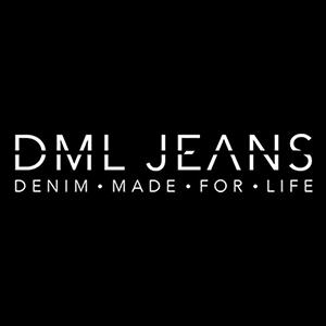 DML JEANS logo