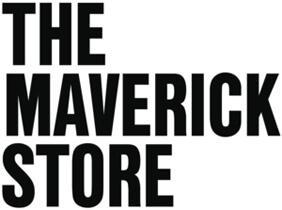 The Maverick Store logo